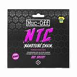 Muc-Off(マックオフ) 自転車ナノチューブチェーン [NTC Nanotube Chain] 【日本正規品】