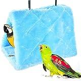 MATT SAGA Perroquet Nid d'Oiseau Animal Nid d'hiver Hiver Chaud...