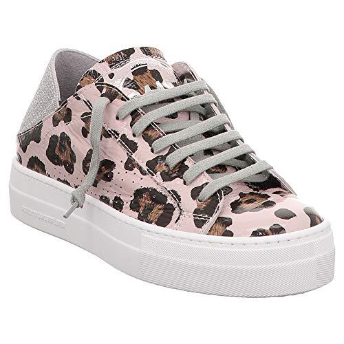 P448 | E9MARILYN | Sneaker - bunt | pink, Größe:37, Farbe:pink