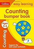 Counting Bumper Book Ages 3-5: Ideal for Home Learning (Collins Easy Learning Preschool) (English Edition)