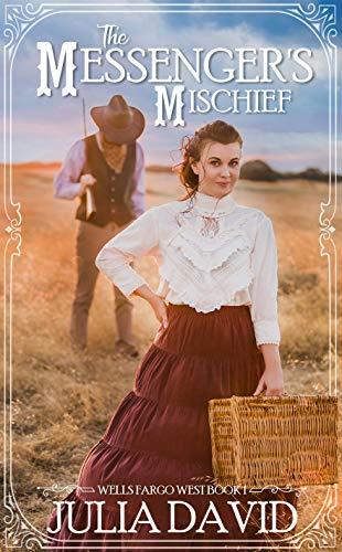 The Messenger's Mischief by Julia David ebook deal