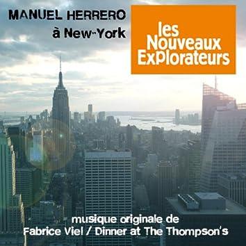 Les nouveaux explorateurs: Manuel Herrero à New-York (Musiques originales du film)
