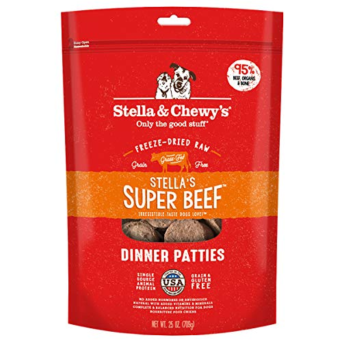 Stella & Chewy's Dandy Lamb Freeze-Dried Grain-Free Dog Food