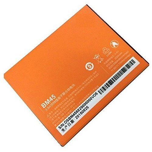 Theoutlettablet® Bateria BM45 para Xiaomi Hongmi Redmi Note 2 3020mah 4.4v