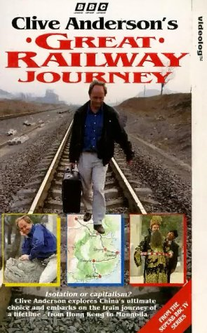 Clive Anderson's Great Railway Journey