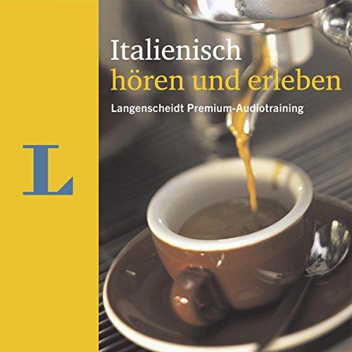 Italienisch hören und erleben Titelbild