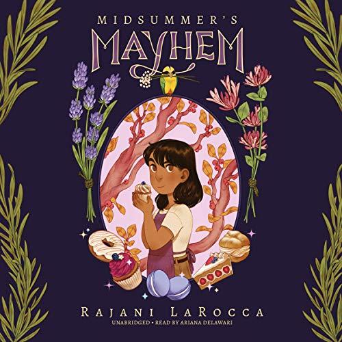 Midsummer's Mayhem cover art