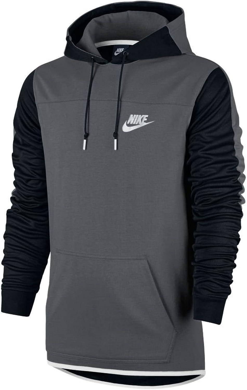 Nike M NSW Av15 Hoodie Po FLC - Sweatshirt Herren, Farbe