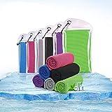 Crenics Cooling Towel 40x12 Inches,...