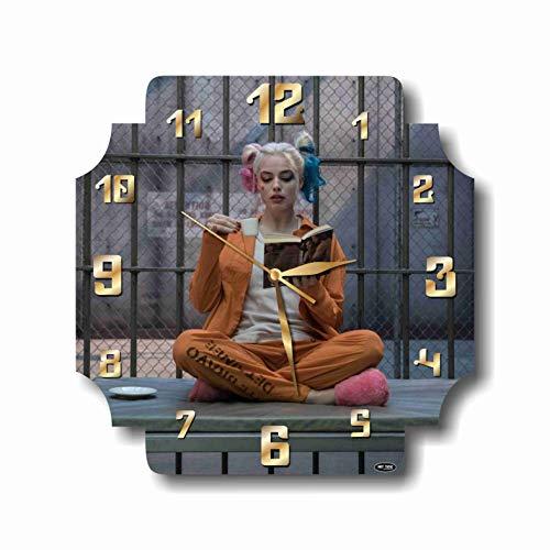 51WXSwSKGZL._SL500_ Harley Quinn Clocks