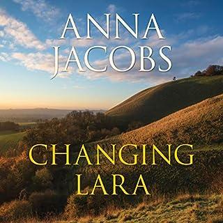 Changing Lara cover art