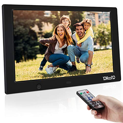 Digital Photo Frame 10.1 Inch YOHOOLYO Digital Picture Frame 1280×800 HD 16:10 IPS...