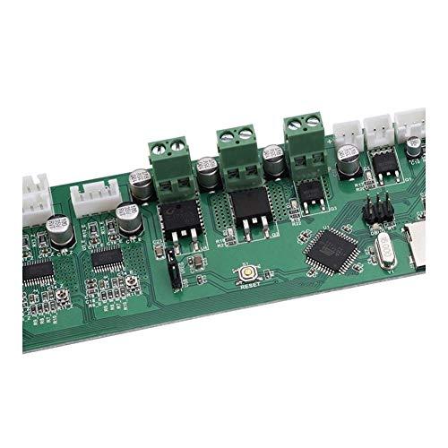 2020 3D Druckerzubehör Control Board Melzi 2.0 PCB-Karte ATMEGA Motherboard mit 2.004 Screens Kits for 3D-Drucker SGA998 WScheng (Size : 1mm)