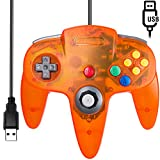 Best PC Games - [USB Version] Classic N64 Controller, SAFFUN N64 Wired Review