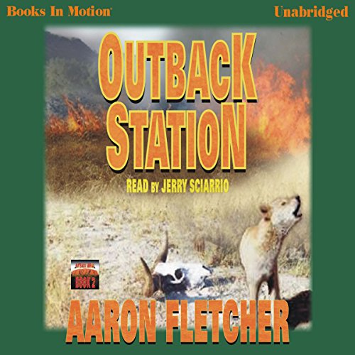 Outback Station audiobook cover art