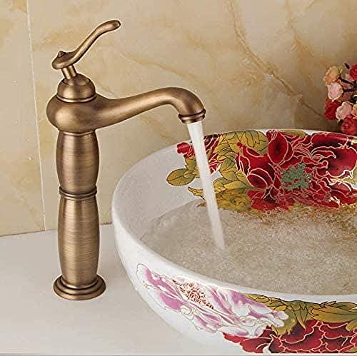 Grifo de baño Oro rosa Grifos de oro modernos Grifos de lavabo con acabado dorado Grifo de baño de lujo