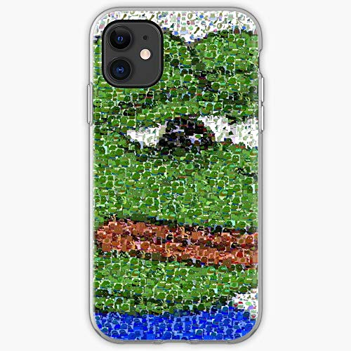 Rare Pepe Sad 4Chan Meme Fit R9K Frog I Fsgblockchain-Phone Case for All of iPhone 12, iPhone 11, iPhone 11 Pro, iPhone XR, iPhone 7/8 / SE 2020… Samsung Galaxy
