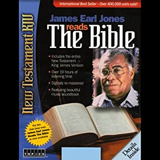 James Earl Jones Reads The Bible: King James Version