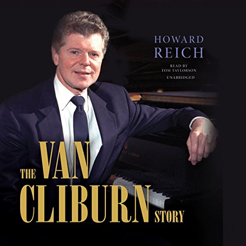 The Van Cliburn Story audiobook cover art