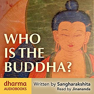 Who Is the Buddha? cover art