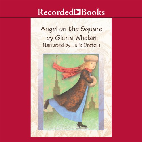 Angel on the Square audiobook cover art