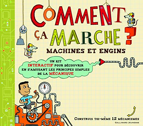 Comment ça marche ?: Machines et engins PDF Books