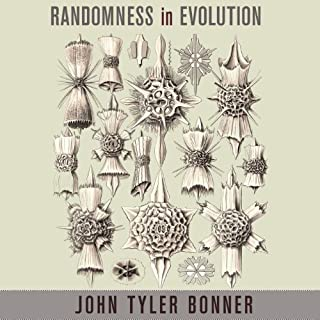 Randomness in Evolution audiobook cover art