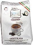 Gattopardo 128 Capsule di Cioccolata Comp. Lavazza a Modo Mio