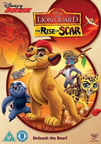 Lion Guard: The Rise Of Scar [Edizione: Regno Unito]