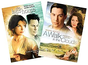 Keanu Reeves Romance Double Feature  The Lake House / A Walk in the Clouds [2-Movie DVD Collection]
