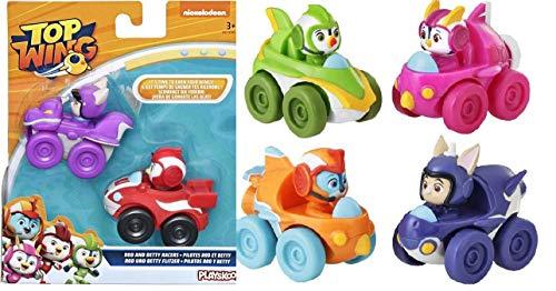 Hasbro- Pack de Dos vehículos (E5282EU4)