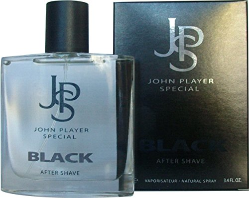 John Player Special JPS BLACK After Shave, 1er Pack (1x100 ml) OVP