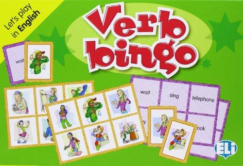 Verb bingo (Giochi didattici)