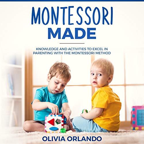 Montessori Made audiobook cover art
