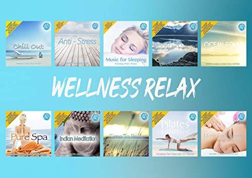 20 CD Relax - Musica Rilassante Meditazione Pilates Musica per Massaggi