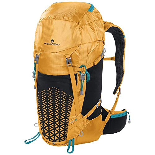 Ferrino Zaino Trekking Agile 25 (Giallo, 25 L)