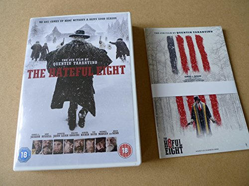 Entertainment In Video - The Hateful Eight (1 DVD)