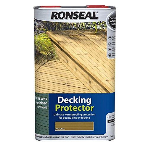 RONSEAL DPN5L Decking Protector Natural 5 L