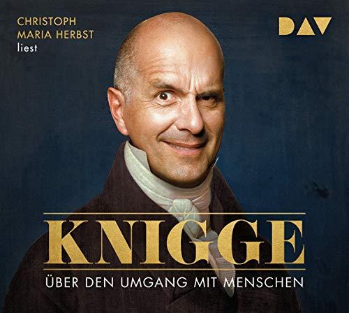Über den Umgang mit Menschen: Lesung mit Christoph Maria Herbst (2 CDs)