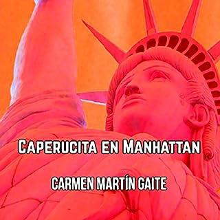 Couverture de Caperucita en Manhattan [Little Red Riding Hood in Manhattan]