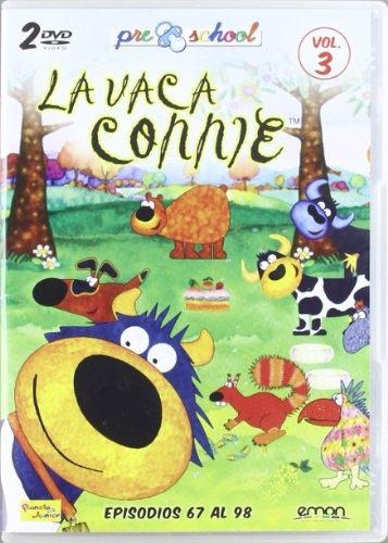 La vaca Connie (Vol. 3 + Cubilete) [DVD]