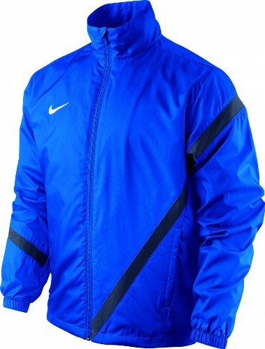 Nike Competition 12 Sideline WP WZ Veste Adulte L Bleu Roi/Obsidienne/Blanc