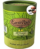 EarthPods Premium Concentrated Indoor Plant Food Spikes (100...