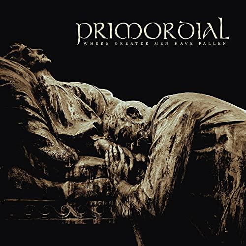 Primordial: Where Greater Men Have Fallen (2lp) [Vinyl LP] (Vinyl (Live))