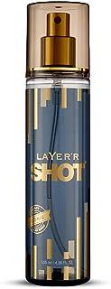 Layer'r Shot Gold Iconic Body Spray 135ml