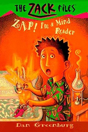 Zack Files 04: Zap! I'm a Mind Reader (The Zack Files)の詳細を見る