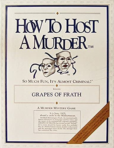 descuento de bajo precio How to Host a Murder    Grapes of Frath Cassette Edition by How to Host a Murder  bajo precio del 40%