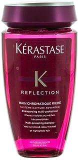 Kerastase Reflection Bain Chromatique Riche Shampoo for Unisex - 8.5 oz, 255 milliliters