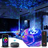 Star Projector Galaxy Projector Galaxy Light for Bedroom Galaxy 360 Pro Bluetooth Speaker...