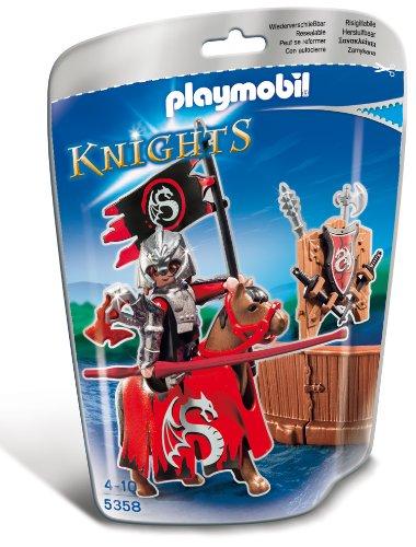 Playmobil 5358 - Turnierkämpfer Drachen-Clan